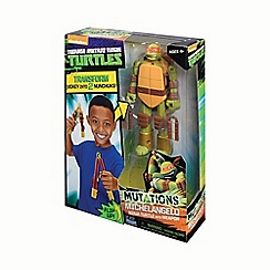 Teenage Mutant Ninja Turtles - Mutations deluxe figures - Mike
