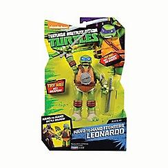Teenage Mutant Ninja Turtles - Hand-to-hand fighters - Leo