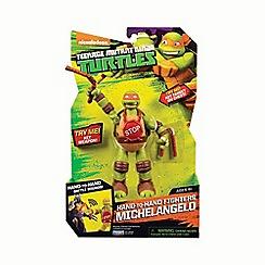Teenage Mutant Ninja Turtles - Hand-to-hand fighters - Mike