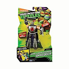 Teenage Mutant Ninja Turtles - Hand-to-hand fighters - Shredder
