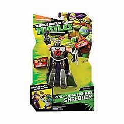 Teenage Mutant Ninja Turtles - Hand-to-hand fighters - Shredder