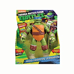 Teenage Mutant Ninja Turtles - Head dropping - Leo