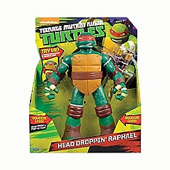 Teenage Mutant Ninja Turtles - Head dropping - Raphael