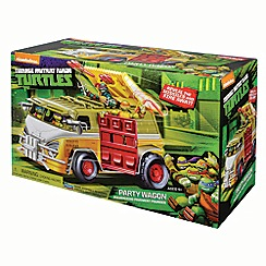 Teenage Mutant Ninja Turtles - Party van vehicle