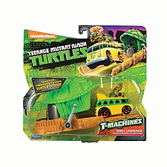 Teenage Mutant Ninja Turtles - T-machines shell launcher with Mikey
