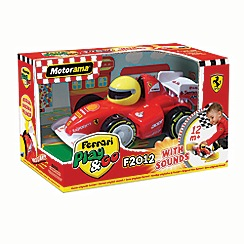 Flair - Ferrari play and go F2012 with sounds
