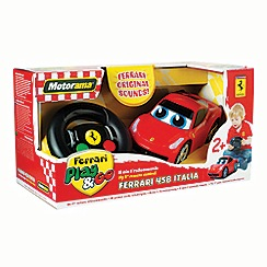 Flair - Ferrari play and go my 1st remote control car