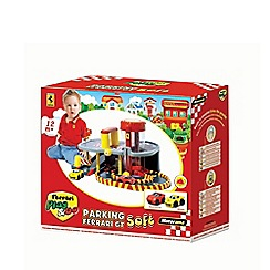 Flair - Ferrari play and go parking playset