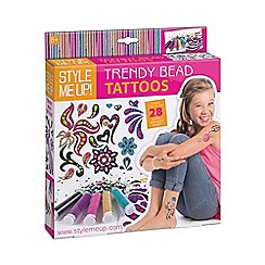 Style Me Up - Trendy bead tattoos