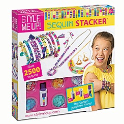 Style Me Up - Sequin stacker