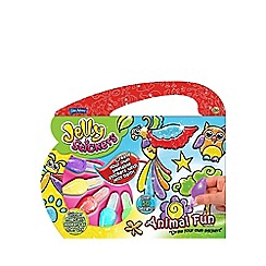 John Adams - Jelly stickers animal fun classic set
