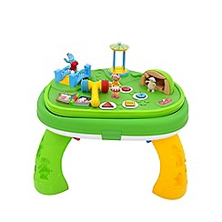 In the Night Garden - Explore & learn musical activity table