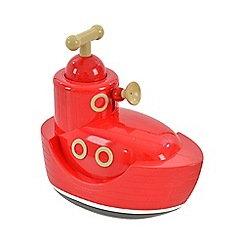 Twirly Woos - Bath-time big red boat