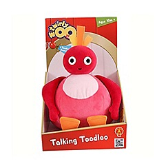 Twirly Woos - Talking 'Toodloo' soft toy