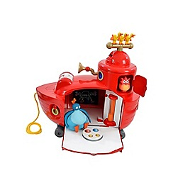 Twirly Woos - Big red boat playset