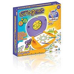 Crayola - Spirograph design studio