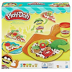 Play-Doh - Pizza party set