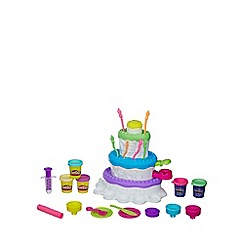 Play-Doh - Sweet shoppe cake mountain playset