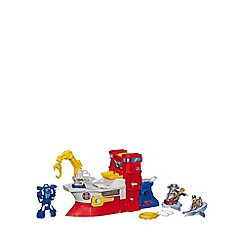 Playskool Heroes - Transformers rescue bots high tide rescue rig
