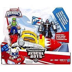 Transformers - Rescue Bots Adventure Pack