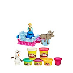 Play-Doh - Sled adventure featuring disney's frozen