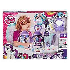 My Little Pony - Cutie Mark Magic rarity booktique playset