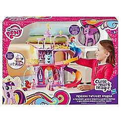 My Little Pony - Princess rainbow kingdom playset