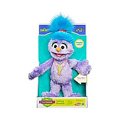The Furchester Hotel - Talking Phoebe plush from playskool