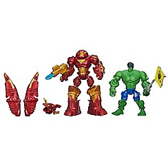 Marvel - Hulkbuster vs hulk mash pack