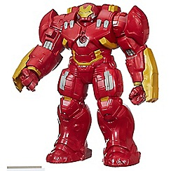 The Avengers - Titan hero tech interactive hulk buster figure