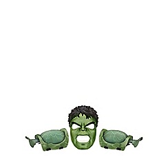 The Avengers - Age of ultron hulk muscles & mask