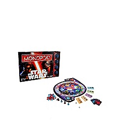 Star Wars - Monopoly Game Star Wars