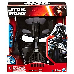 Star Wars - The Empire Strikes Back Darth Vader Voice Changer Helmet