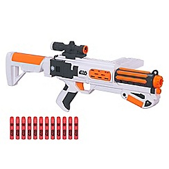 Star Wars - Nerf Episode VII First Order Stormtrooper Deluxe Blaster