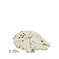 Star Wars - The Force Awakens Micro Machines Millennium Falcon Playset