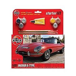 Airfix - Jaguar  E  Type