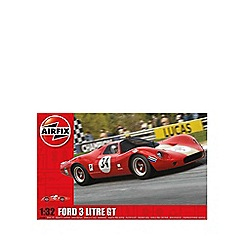 Airfix - Litre Ford GT Starter Set Model Kit