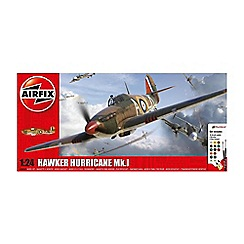 Airfix - 1:24 Scale Hawker Hurricane
