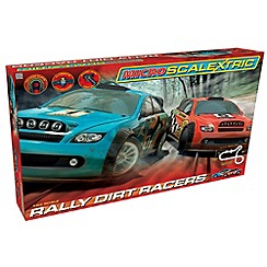 Hornby - Scalextric Micro Rally Dirt Racers