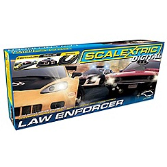 Scalextric - Law Enforcer 1:32 Scale Race Set