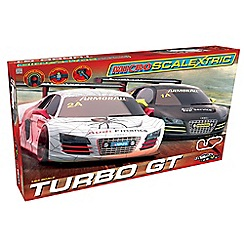 Micro Scalextric - Turbo GT Set