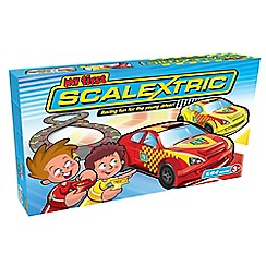 Micro Scalextric – My First Scalextric