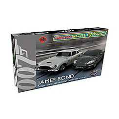 Micro Scalextric - James Bond set