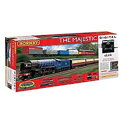 Hornby - The Majestic With E-Link Dcc 00 Gauge Electric Train Set
