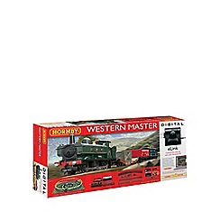 Hornby - Western Master Digital Train Set with eLink