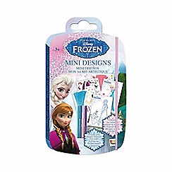 Disney Frozen - Mini designs