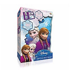 Disney Frozen - Soft secret diary
