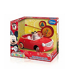 Mickey Mouse Clubhouse - Small remote controlled car