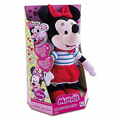 Minnie Mouse - Minnie kiss kiss plush