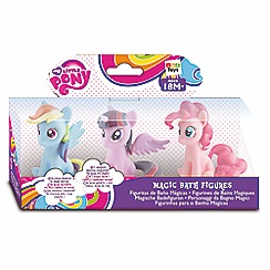 My Little Pony - Bath thermochromic figures